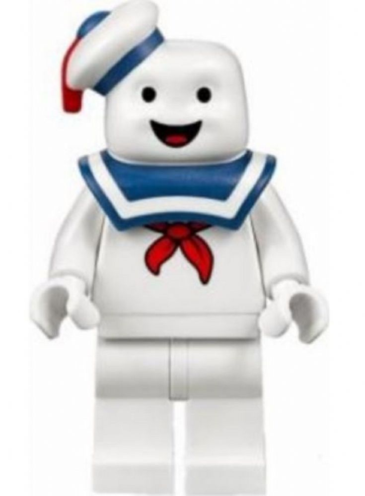 LEGO Stay Puft Minifigure